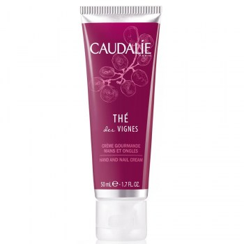 caudalie crema de manos the des vignes 50ml