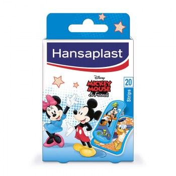 hansaplast 20 apositos mickey mouse